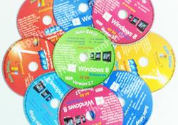 Đĩa cài win tự động - Windows 10, 8.1, 8, 7, XP