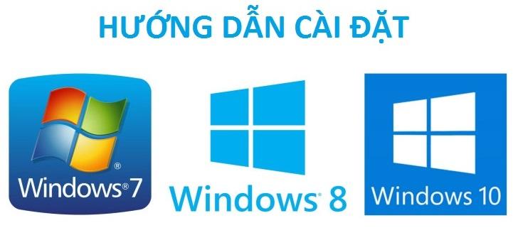 Cài Win 7/8/8.1/10 cho Laptop mới mua như thế nào
