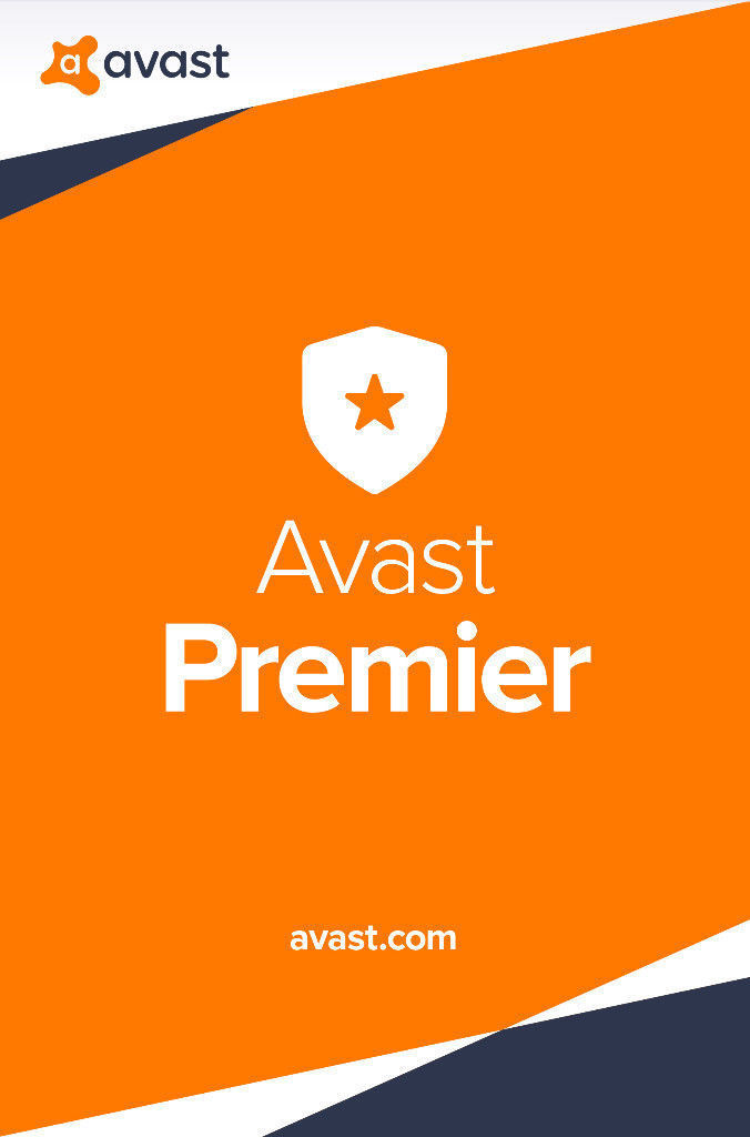 Avast Premier 2018 Antivirus 5 years license 5 PC