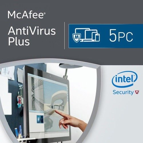 McAfee Total Protection 2021 Antivirus 1 Device 1 years
