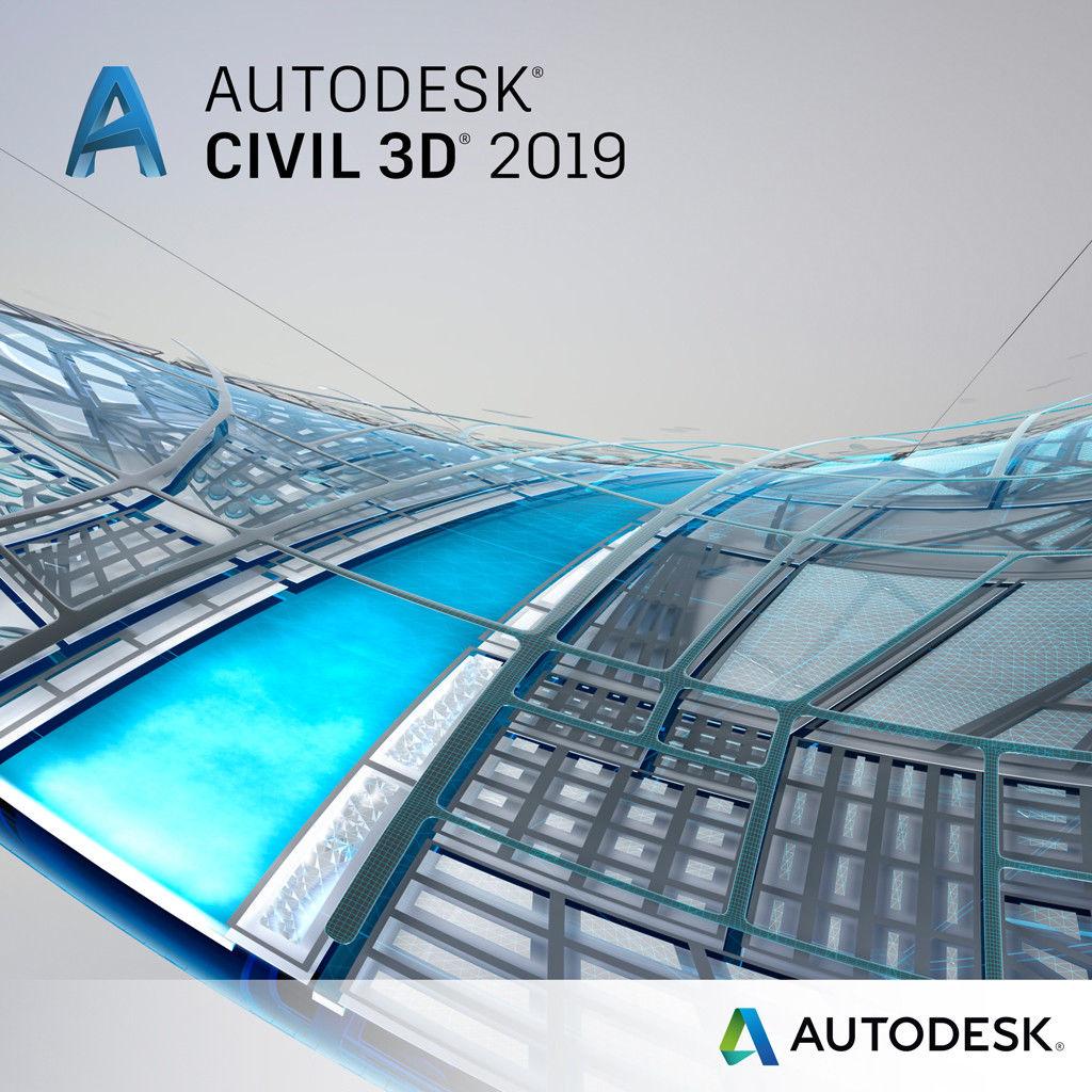Key Autodesk AutoCAD Civil 3D 2019 bản quyền 3 năm/3 Years License