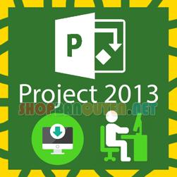 Key license Microsoft Project 2013 Professional bản quyền vĩnh viễn