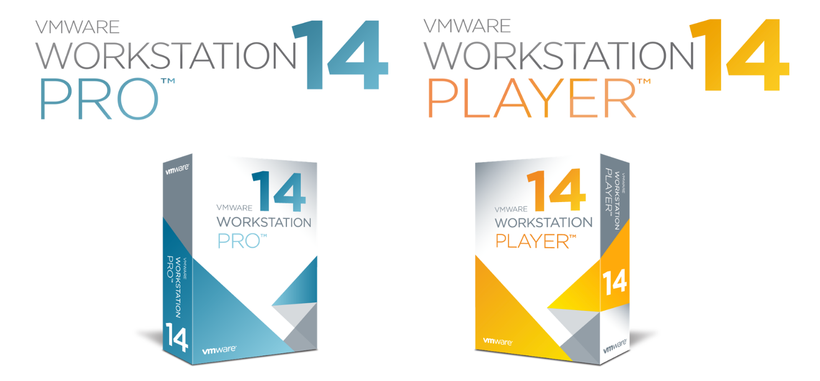 Key VMware Workstation 14 Pro Full Version Lifetime for 10 PCs