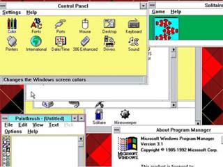 Lịch sử hệ điều hành Windows qua từng phiên bản