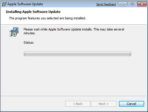 Boot Camp installer sẽ cài đặt tất cả các driver yêu cầu