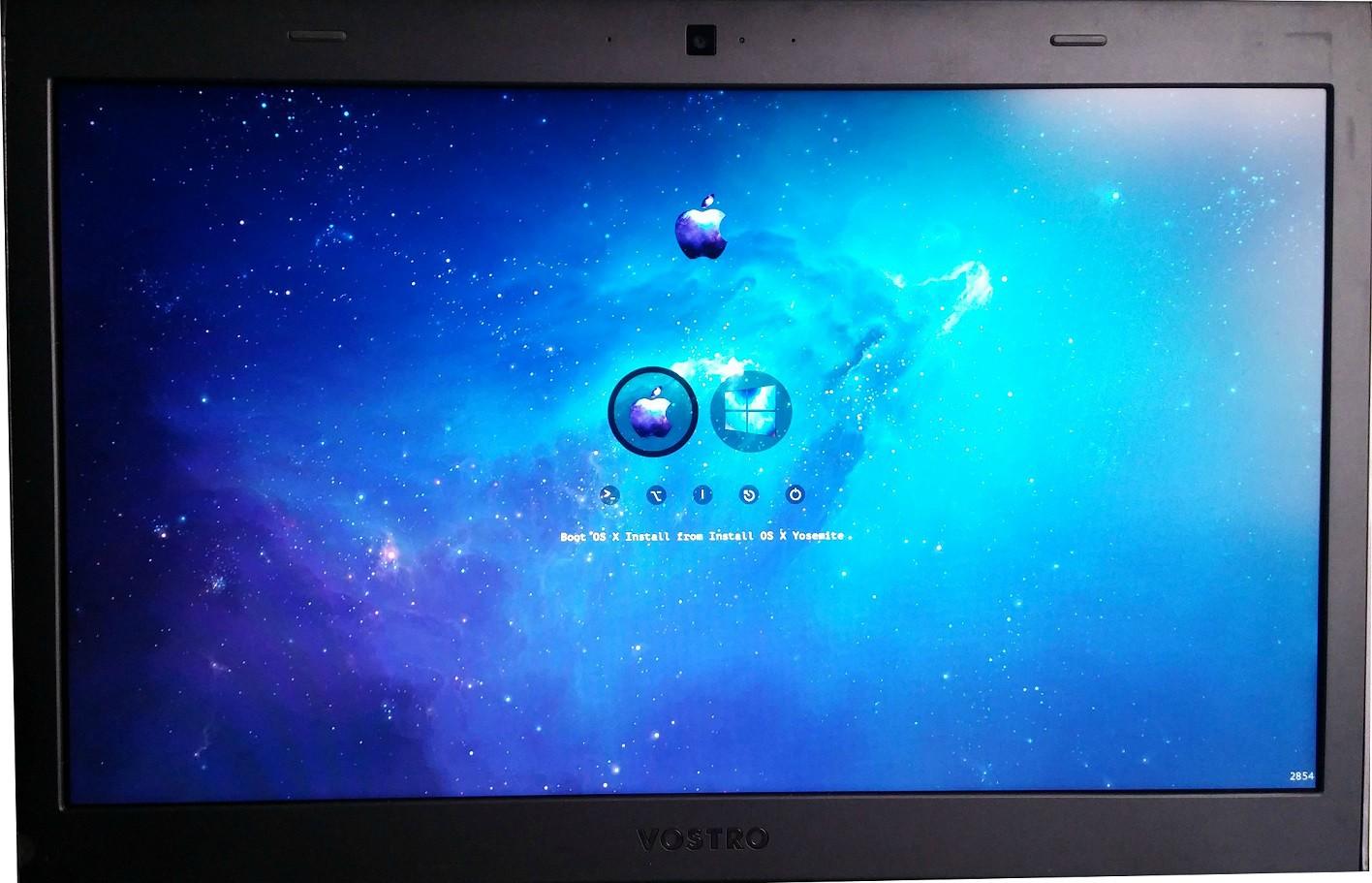 Hướng dẫn cài MAC OS X trên PC chuẩn UEFI
