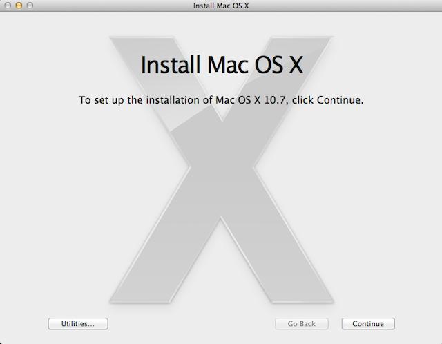 Tổng hợp video hướng dẫn cài đặt Mac OS X