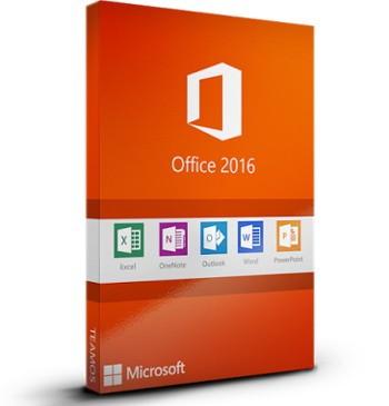 Office 2016 cài đặt tự động