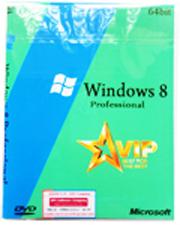 Đĩa cài windows 8 tự động phiên bản VIP Professional 64bit