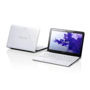 Windows 8 Sony Vaio SVE11125CV/Đen