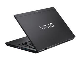 Windows 7 Sony Vaio SVS13117GG/Đen/Bạc