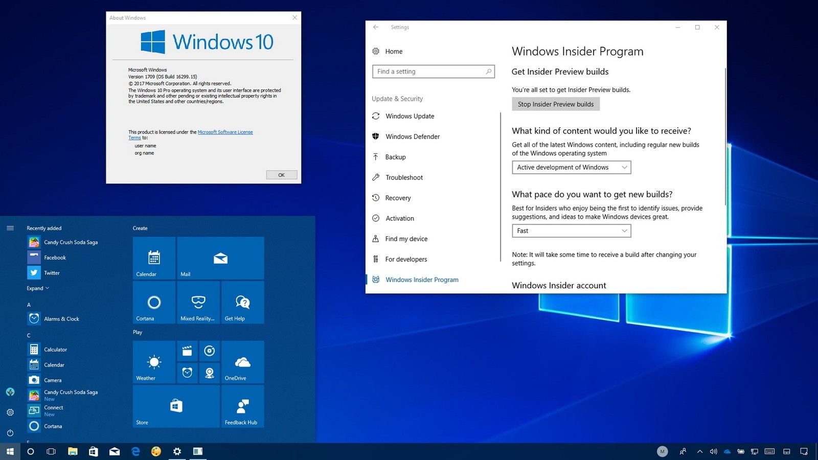 Windows 10 fcu 1709 archives t i win 10 8 7 xp mi n ph for Windows 10 site