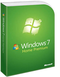 Windows 7 Home Premium SP1 64 bit English