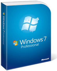 Windows 7 Professional SP1 64 bit English