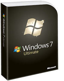 Windows 7 Ultimate SP1 32 bit English